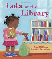 Book Cover for LOLA AT THE LIBRARY