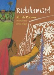 Book Cover for RICKSHAW GIRL