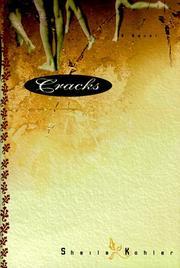 CRACKS by Sheila Kohler
