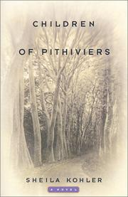 Cover art for CHILDREN OF PITHIVIERS