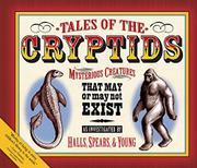 Book Cover for TALES OF THE CRYPTIDS