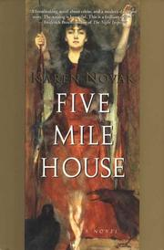 Cover art for FIVE MILE HOUSE