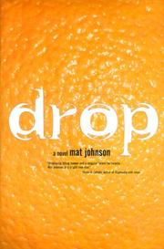 DROP by Mat Johnson