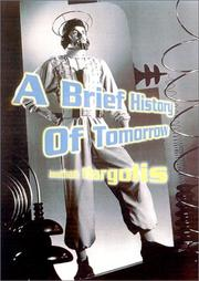 A BRIEF HISTORY OF TOMORROW by Jonathan Margolis