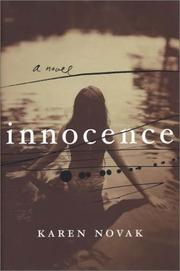INNOCENCE by Karen Novak