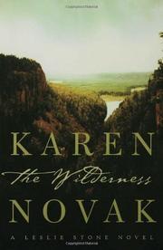 THE WILDERNESS by Karen Novak