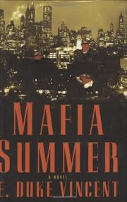 MAFIA SUMMER by E. Duke Vincent