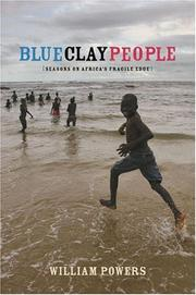 Cover art for BLUE CLAY PEOPLE