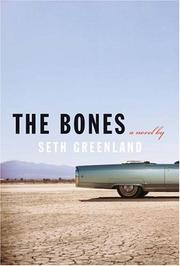 Cover art for THE BONES
