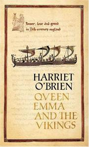 Cover art for QUEEN EMMA AND THE VIKINGS