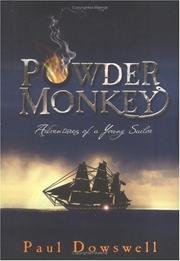 POWDER MONKEY by Paul Doswell