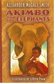 Cover art for AKIMBO AND THE ELEPHANTS