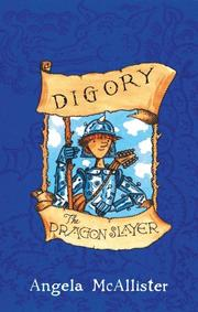 Book Cover for DIGORY THE DRAGON SLAYER