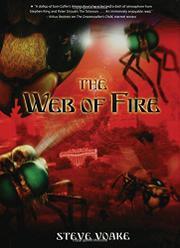 Cover art for THE WEB OF FIRE