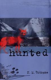 HUNTED by N.M. Browne