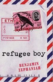 Cover art for REFUGEE BOY