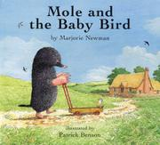 Cover art for MOLE AND THE BABY BIRD