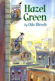 HAZEL GREEN by Odo Hirsch
