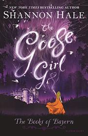 Book Cover for THE GOOSE GIRL
