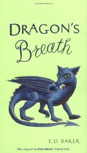 Book Cover for DRAGON'S BREATH