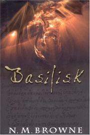 BASILISK by N.M. Browne