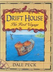 Book Cover for DRIFT HOUSE