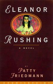 ELEANOR RUSHING by Patty Friedmann