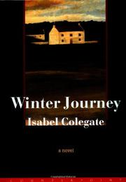 WINTER JOURNEY by Isabel Colegate