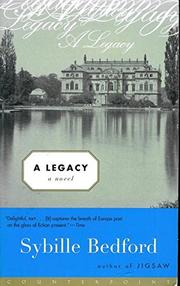 LEGACY by Sybille Bedford