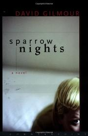 Book Cover for SPARROW NIGHTS