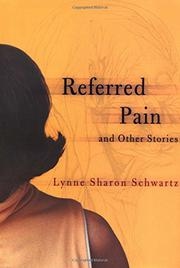 REFERRED PAIN by Lynne Sharon Schwartz