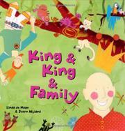 KING & KING & FAMILY by Linda de Haan