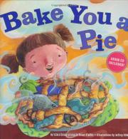 Cover art for BAKE YOU A PIE