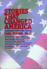 Cover art for STORIES THAT CHANGED AMERICA