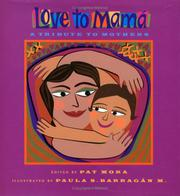 LOVE TO MAMÁ by Pat Mora