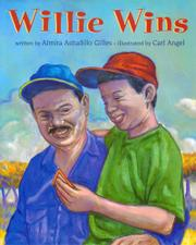 WILLIE WINS by Almira Astudillo Gilles