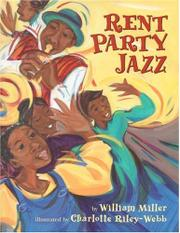 Book Cover for RENT PARTY JAZZ