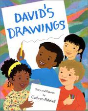 Cover art for DAVID'S DRAWINGS