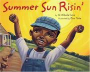 Cover art for SUMMER SUN RISIN'