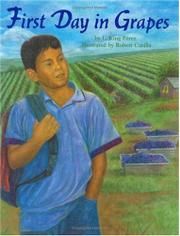 Book Cover for FIRST DAY IN GRAPES