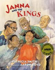 Book Cover for JANNA AND THE KINGS