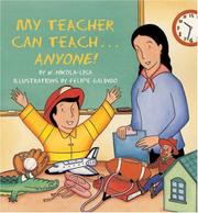 Book Cover for MY TEACHER CAN TEACH...ANYONE!