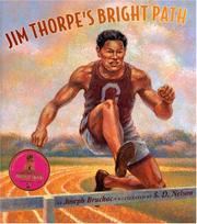 Book Cover for JIM THORPE'S BRIGHT PATH