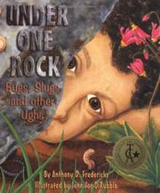 Book Cover for UNDER ONE ROCK