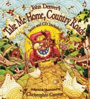 Book Cover for JOHN DENVER'S TAKE ME HOME, COUNTRY ROADS