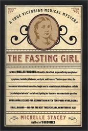 THE FASTING GIRL by Michelle Stacey