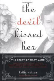THE DEVIL KISSED HER by Kathy Watson