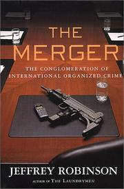 Book Cover for THE MERGER