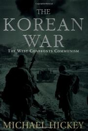 Cover art for THE KOREAN WAR