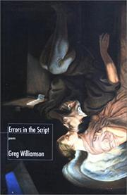 ERRORS IN THE SCRIPT by Greg Williamson